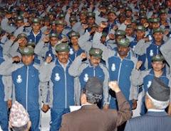 ने क पा ए मालेको आठौ महाधिबेशन २००८