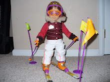 Getting ski gear for Sophie's American Girl doll?