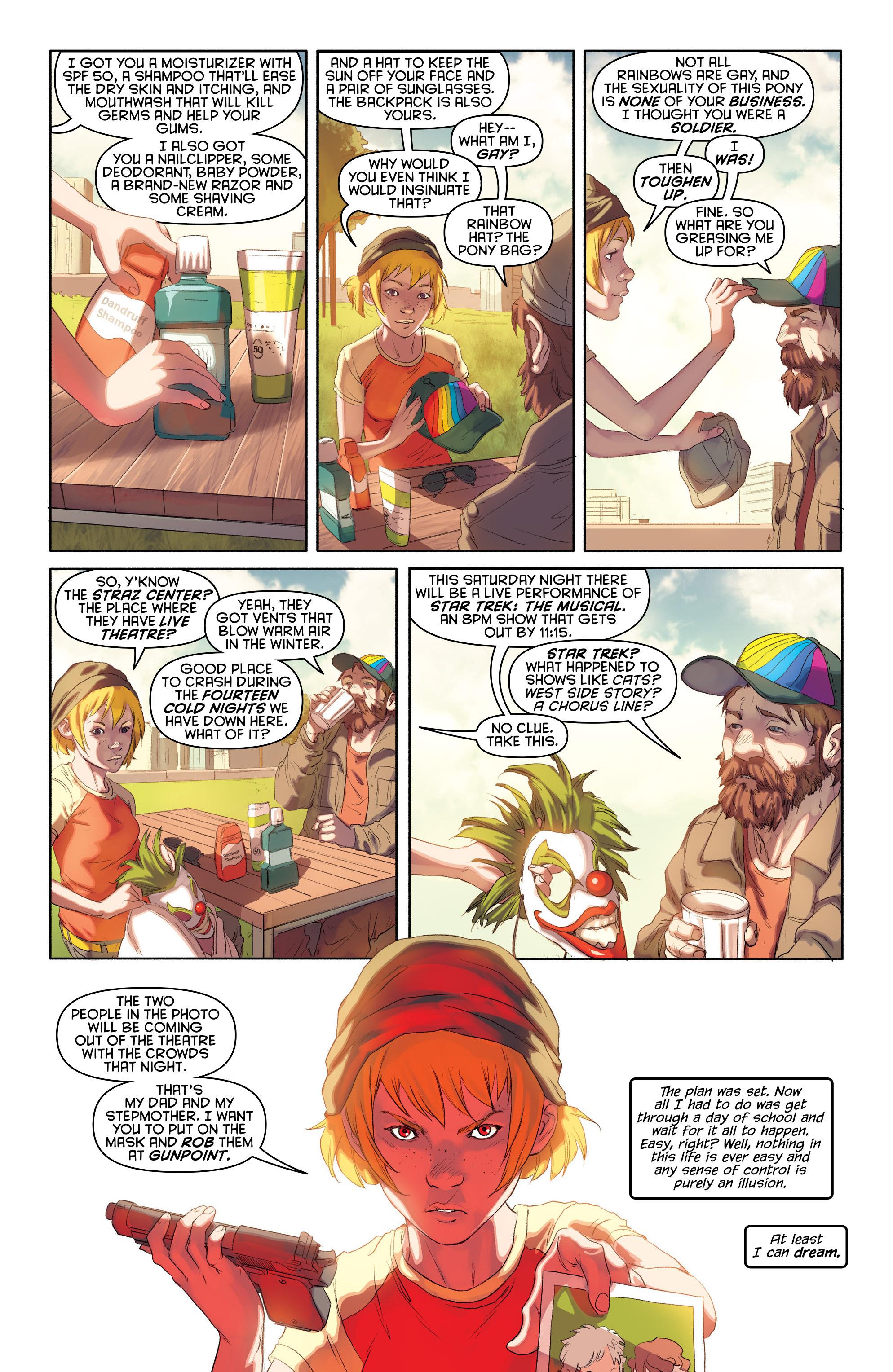 SuperZero #1 #6 - English 9