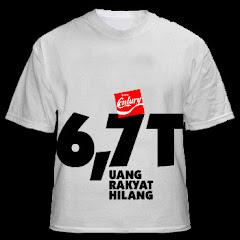 Kaos Tematik: Enjoy Century 6,7 T Uang Rakyat Hilang