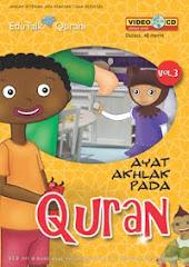 CD Ayat Akhlak Pada Quran