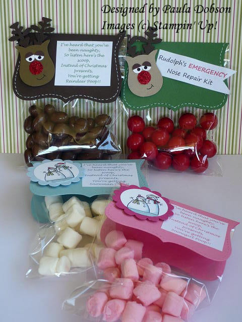 Stampinantics craft fair goodies for Top selling christmas crafts