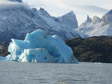 Closer picture of iceberg