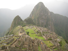 Another great shot of Machu Picchu
