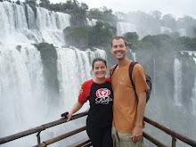 Cataratas Iguazu...