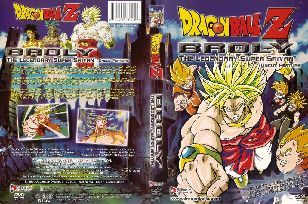 dragon ball z broly. dragon ball z broly super