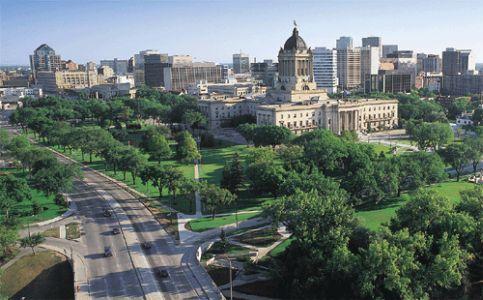 Business District, Winnipeg
