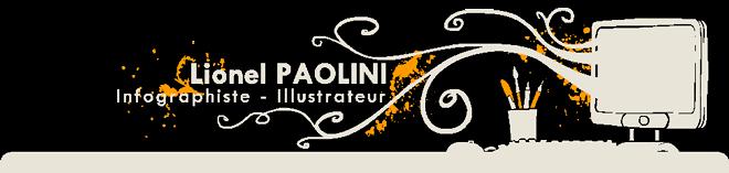 Lionel Paolini - Infographiste / Illustrateur -
