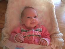 Sofie 1 måned