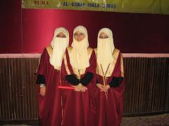 Wan 'Adneen Na'im's graduation day