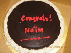 Congrats, Wan 'Adneen Na'im!