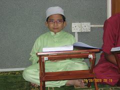 `Umar: Khatam Quran 2009