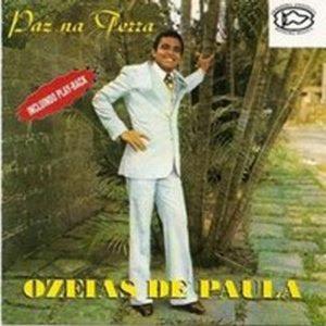 Oz�ias de Paula - Paz na Terra (voz e playback)