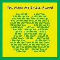 You Make Me Smile......