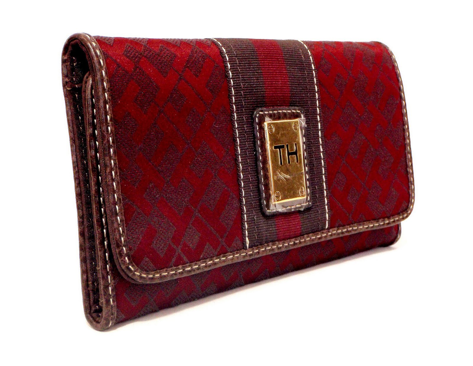 Boutique Malaysia Tommy Hilfiger Women Checbook Wallet