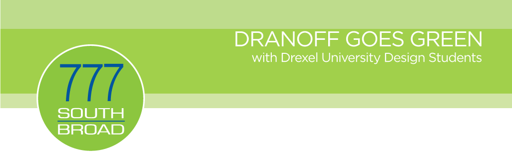 Dranoff Goes Green