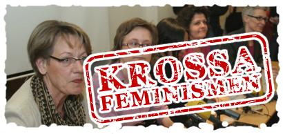 Krossa Feminismen