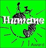 Humane Blog Award
