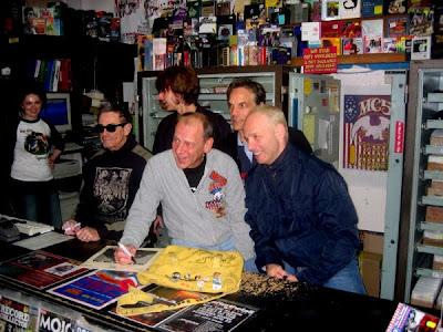 Wayne Kramer Tour