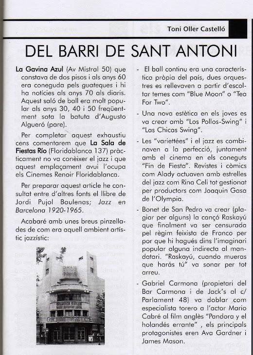 Revista Sant Antoni  primavera 2010