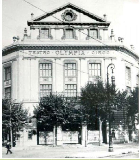 Façana Teatre Olympia Circ