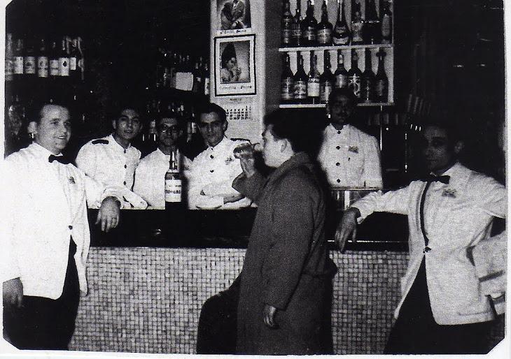 Bar Chicago 1957 Barcelona el Paral·lel