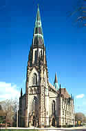 St. Joseph's Church Detroit