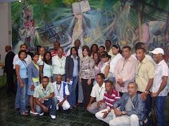 Participantes Taller Piloto, 18-20 de abril, 2008