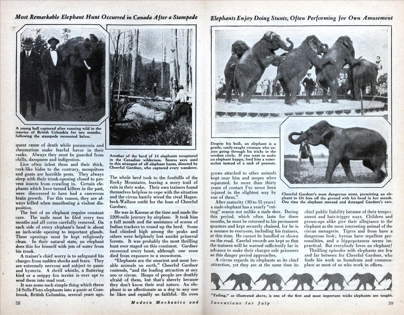 Modern Man Magazine July 1964 Risqué