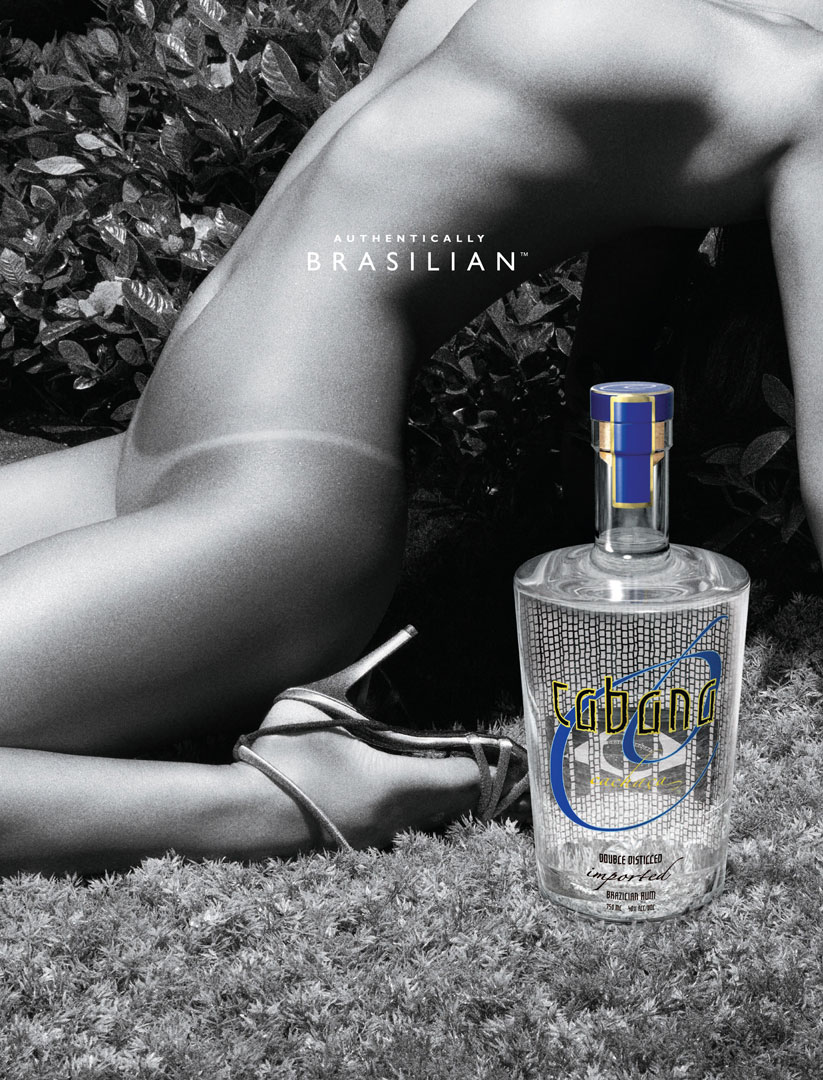 The Sex Appeal of SKYY Vodka Drugs Advertisements