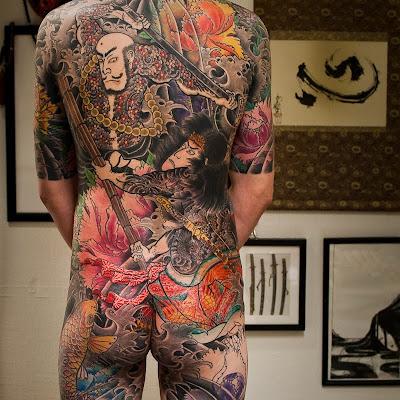 tora tattoo