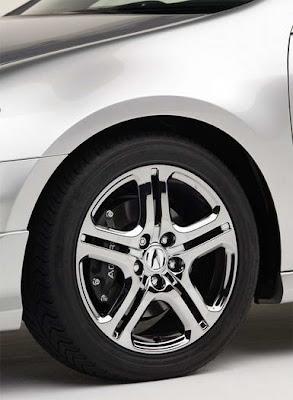 Acura Wheels on 2005 Acura Rl A Spec
