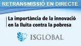 La importància de la innovació en la lluita contra la pobresa