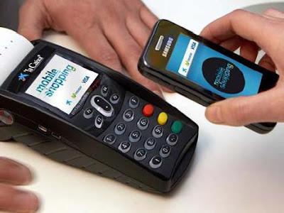 Primera experiència de pagament amb el mòbil