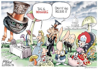 Alice in ObamaCareLand