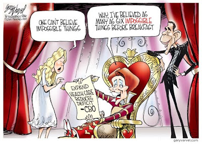 Nancy Pelosi: The Red Queen