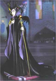 Disney Villain Maleficent: Got that 'Michelle Obama Look' Going On