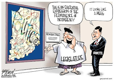 More on Rokita and Redistricting