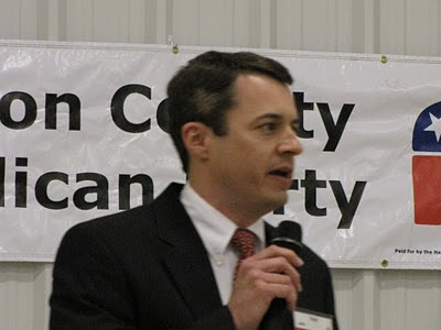 Harrison County Republican Party 2010 Lincoln Day Dinner
