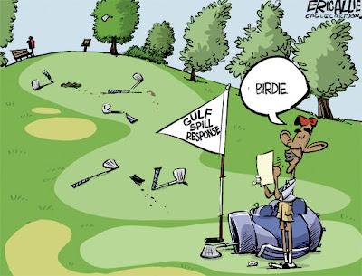 Obama Grades His Spill Response