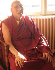 Gaden Trisur Rinpoché