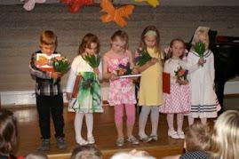 Lasteaia lõpetajad 2008 kevadel