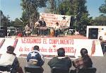 SUR MEXICO apoyo total al EZLN