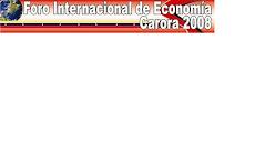 EL CONSEJO ESTUDIANTIL EN EL FORO ECONÓMICO INTERNACIONAL