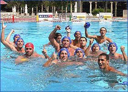 FLUMINENSE CAMPEÃO DO TROFÉU JOÃO HAVELANGE 2003
