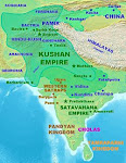 Ancient Uttar(m) Pradesh-  AVADH  Map