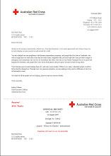 Australian Red Cross Internationl Fund