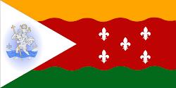 Bandera de San Cristóbal