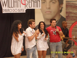 As Marcianas / Willian e Renan
