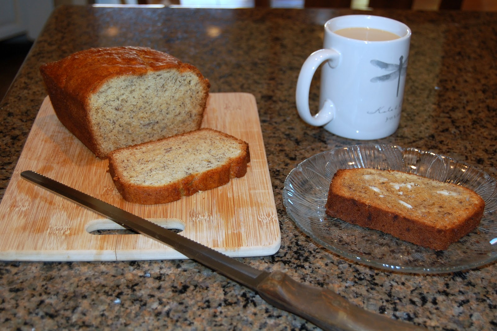 Day 1 Beginning With Banana Bread 365 Days Of Baking
